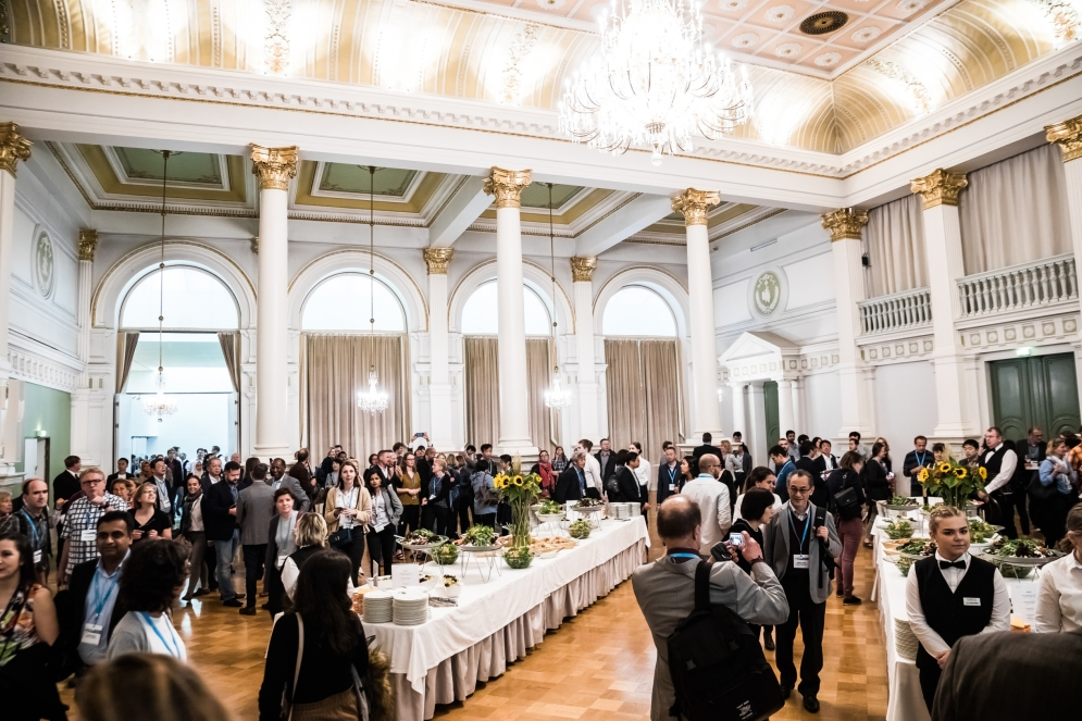 Eurotox 2019 - opening ceremony in City Hall