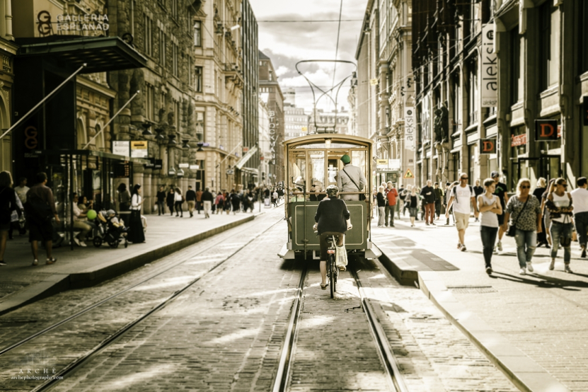 Helsinki yesterday