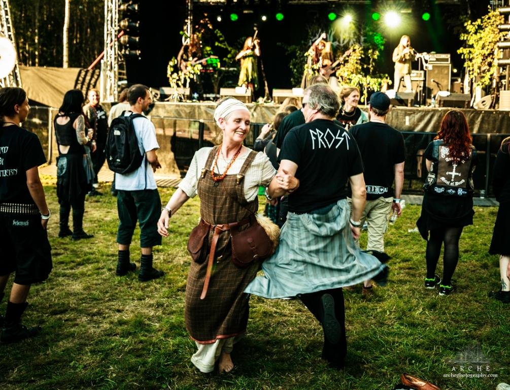 Midgardsblot festival, Norway