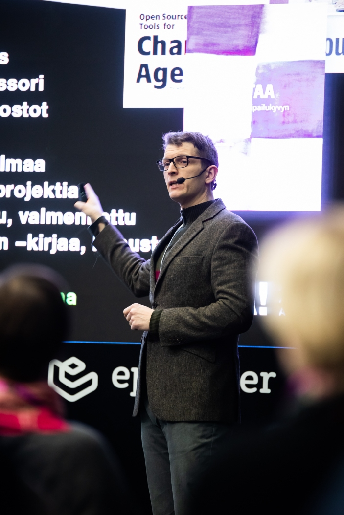 TIEKE: Vaikuta & vaikutu 2020 – Kohti oppivaa digikulttuuria